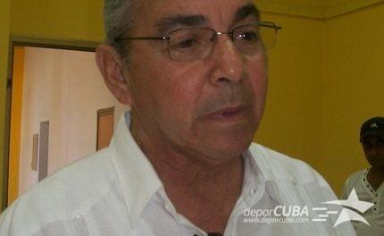 Jesús Molina, señor federativo
