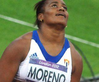 El martillo femenino en Cuba, solo para Yipsi Moreno