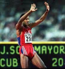 Atleta cubano: Salto de altura (m)
