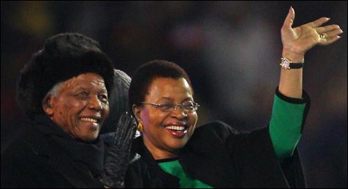 Las mejores fotos de Nelson Mandela y su influencia en el deporte - BBC Mundo - Video y Fotos - 2013-12-06_13.54.25