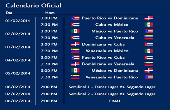 Calendario-Serie-del-Caribe-2014-Meridiano11