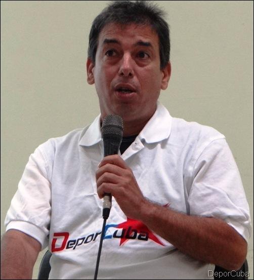 Renier González en la UCI 017