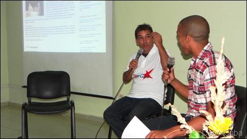 Renier González en la UCI 030