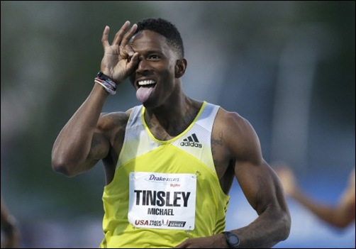 Jones_returns_to_podium_at_Drake_Relays_-_The_Washington_Post_-_2014-04-25_23.08.16