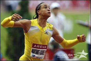 Pascal Martinot Lagarde logró marca personal y líder de temporada con 13.05 segundos en los 110mV