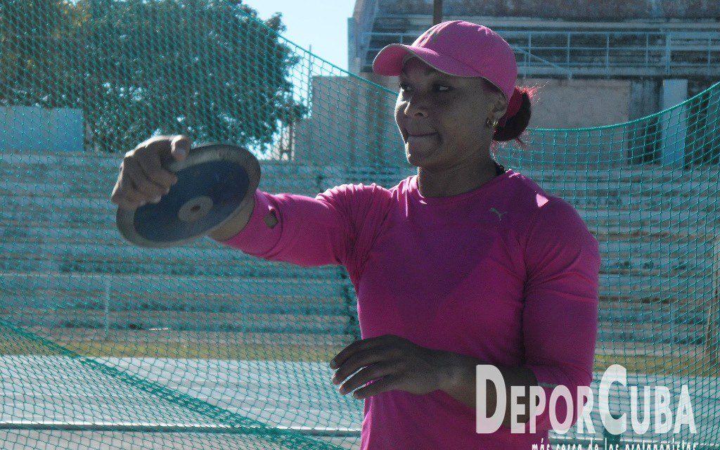 Yaimé Pérez: He logrado controlar mi ansiedad