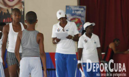 Odalys Hernández Venet, la mejor árbitro de Cuba 2019