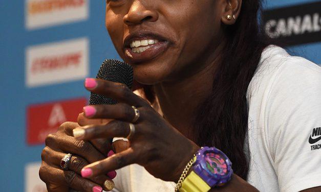 Caterine Ibargüen: «Mi ambición es la misma de mi debut olímpico en Atenas»