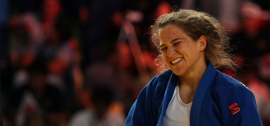 Paula Pareto: » El judo cubano es de los mejores del mundo «