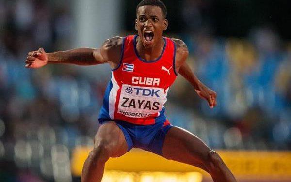 Atletismo: Zayas abre la agenda invernal de los cubanos