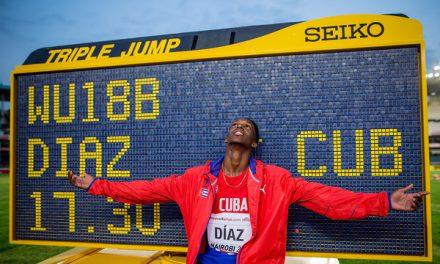 ¿Escasez talentos en el atletismo cubano?