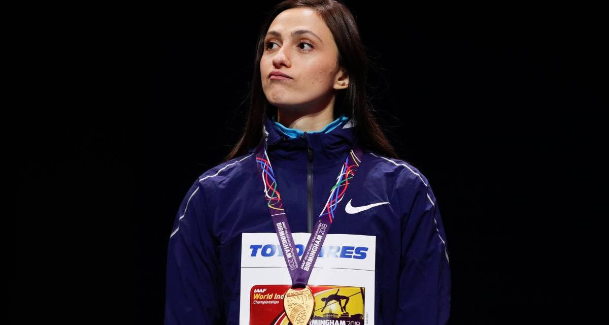 #IAAFWorlds: Maria