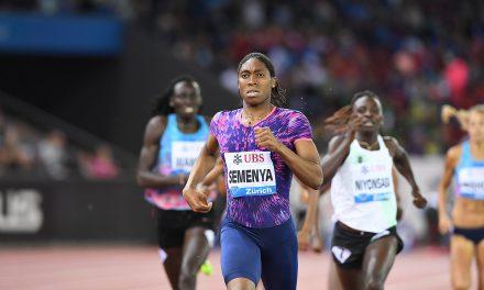 La IAAF modifica reglas de elegibilidad en casos de hiperandrogenismo