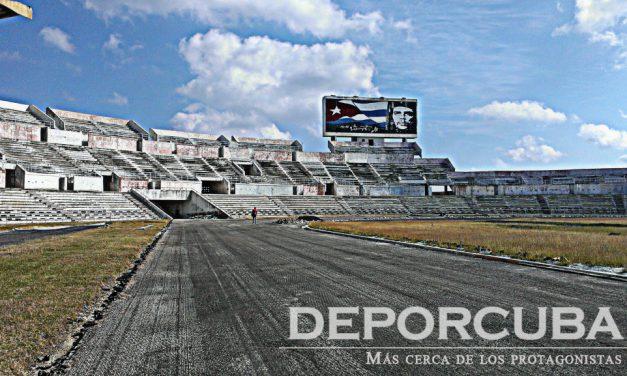 En Fotos: Prosiguen los trabajos en el Estadio Panamericano