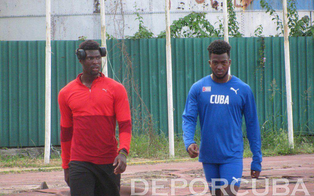 De sol a sol, con los atletas cubanos
