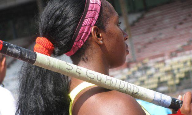 """Yarisley Silva: """"Sigo pensando en mi oro; no puedo limitarme"""" (+Fotos)"""