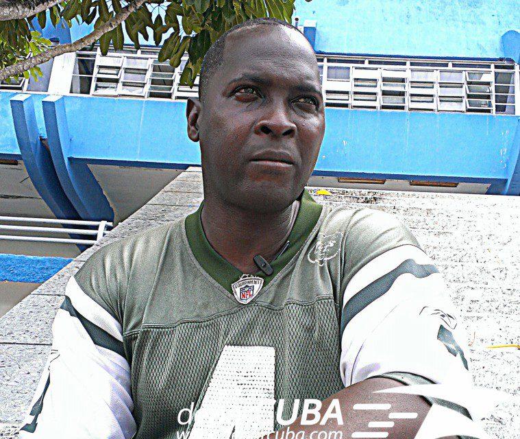 Aliacer Urrutia, el hombre que llegó como el viento