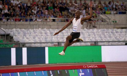 Juan Miguel segundo con marca personal de 8.53 metros