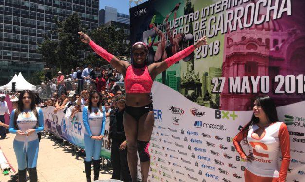 Yarisley Silva gana en México