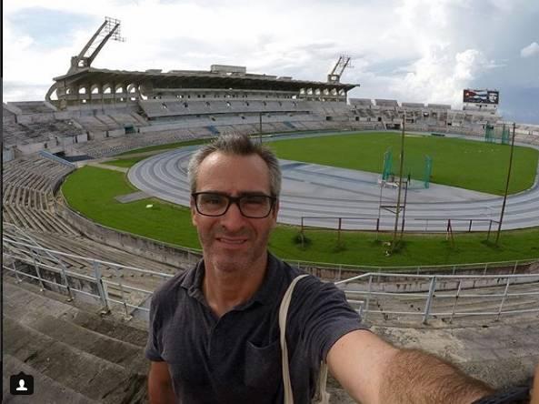 Eduardo Biscayart: El deporte cubano es ejemplo en nuestra América Latina