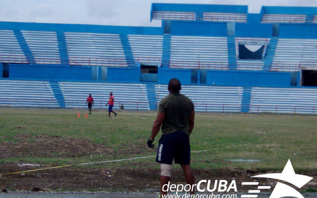 Galería : Los martilleros entrenan en La Habana
