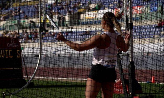#RomeDL: Yaimé y Denia repiten el podio de Doha