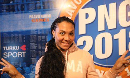 Paavo Nurmi Games: Cubanas escoltan a Perkovic