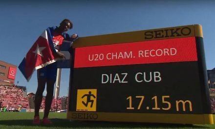 #IAAFworlds: Cuba retoma el sendero dorado