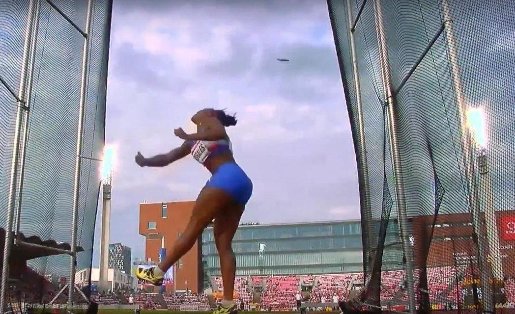 World U20: Segunda medalla y mejor marca personal para Silinda Morales