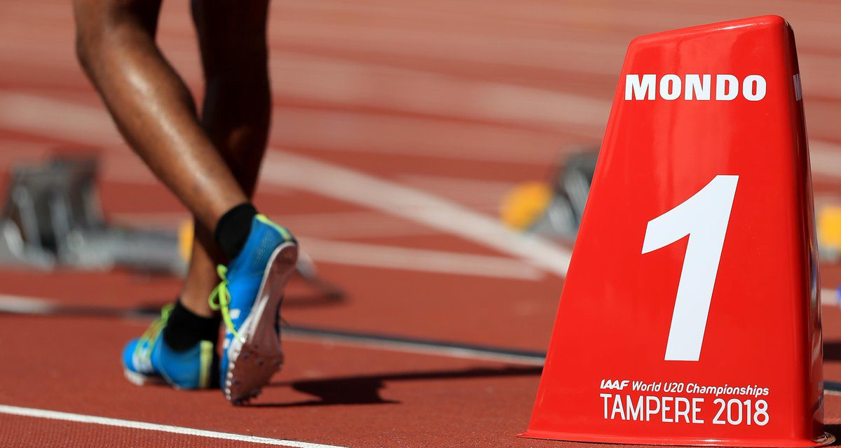 #IAAFworlds: Cuba a término medio en el primer día