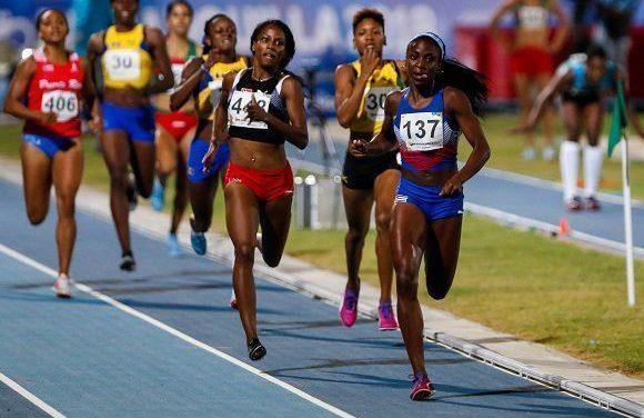 El atletismo en América, pruebas y países líderes