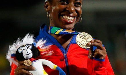 El atletismo cubano en #BAQ2018
