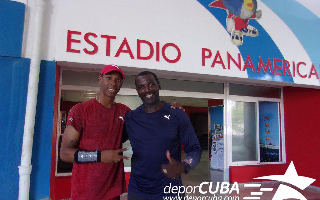 #CopaCuba2020: Salto de longitud, uno de los mayores atractivos