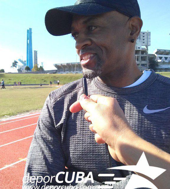 """Kenny Harrison: """"Los saltadores cubanos son superdotados"""""""