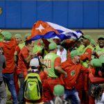 Serie del Caribe: Los Leñadores cubanos