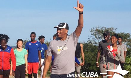 Kenny Harrison y Willie Banks en La Habana