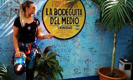 Las vacaciones de Perkovic en Cuba