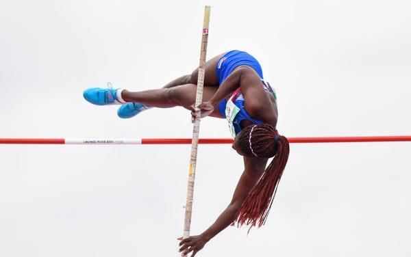 Rosaidi Robles, nueva recordista nacional juvenil (+ Resultados completos)