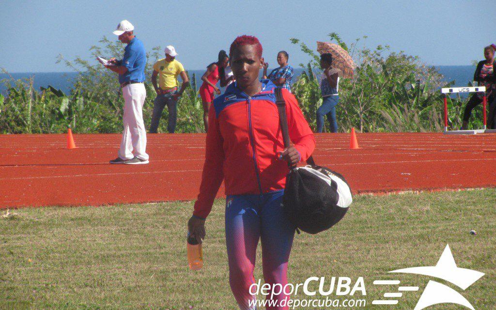 Yarisley Silva se apunta para #Doha2019