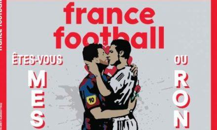 La polémica portada de France Football