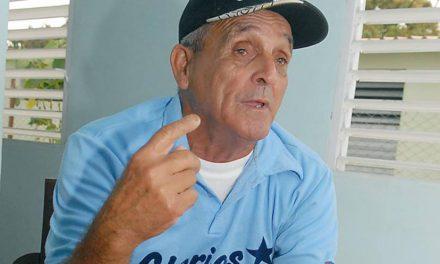 Lázaro Santana, el Brazo de Hierro del béisbol cubano