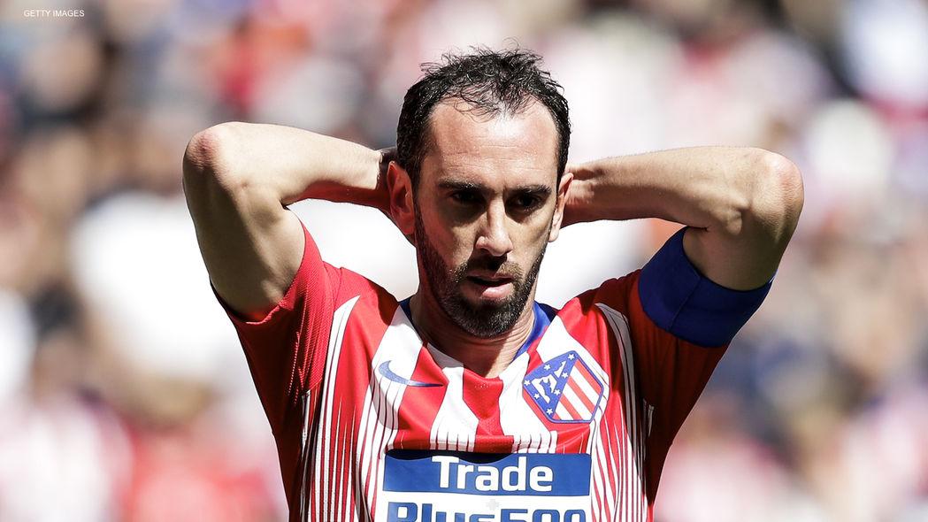 Las lágrimas de Godín son un fracaso del Atlético
