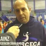 Ariel Sainz afirma que Cuba volverá al lugar que merece