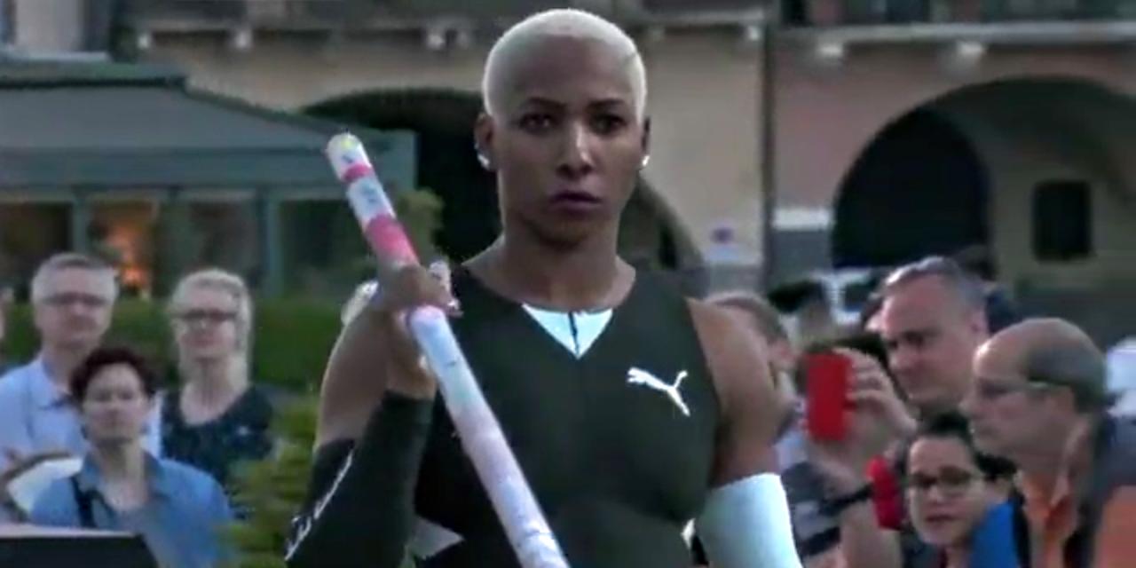 Yarisley Silva, con 4.46m, es segunda en Padova