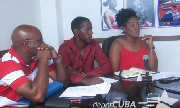 El atletismo cubano trabaja por el futuro