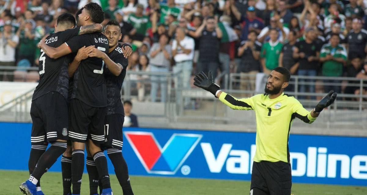 Adiós a la Copa de Oro 2019