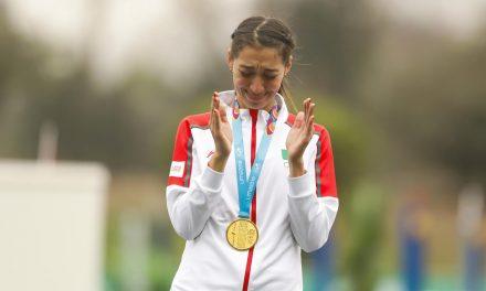 De voluntaria en Guadalajara 2011 a medallista de oro en Lima 2019