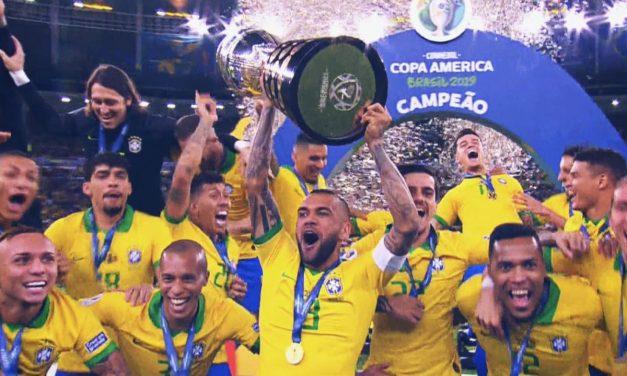 Me quedo con Perú, Alves y Everton