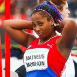 Panamericano u20: Melany y Yancarlos a lo más alto del podio