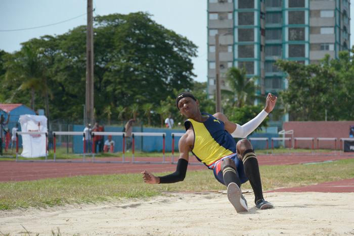 Juveniles en acción desde Camagüey